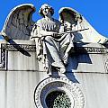 Guardian Angel by Ed Weidman