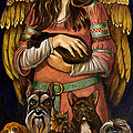 Guardian Angel Of Dogs by Ann Marie Campbell