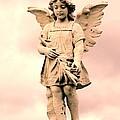 Guardian Angel by Sophie Vigneault