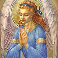 Guardian Angel by Zorina Baldescu