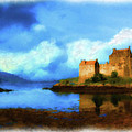 Guardian Of The Loch by Diane Macdonald