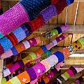 Guerrilla Knitting by Frank Gaertner