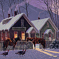 Guest For Dinner by Randy Follis