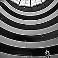 Guggenheim Museum - Nyc by Carlos Alkmin