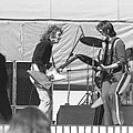 Guitar Interplay At The Day On The Green 6-6-76 by Ben Upham