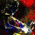 Guitar Man by Brian Raggatt