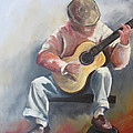 Guitar Man by Susan Richardson