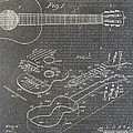 Guitar Patent by Nick Pappas