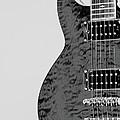 Guitar Pic 2 by Karol Livote