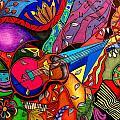 Guitar by Rebeca Rambal