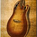 Guitar by Richard J Thompson