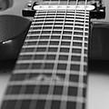 Guitar View by Karol Livote