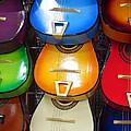 Guitaras San Antonio  by Rick Locke
