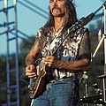Guitarist Dickie Betts by Concert Photos