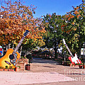Guitars At The Grand Old Opry by Marian Bell