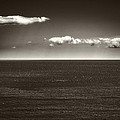 Gulf Of St Lawrence With Clouds by David Stone