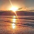 Gulf Sunrise by Debra Wynn