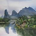 Gulin Reflection by Alfred Ng