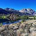 Gull Lake Fall Morning by Scott McGuire