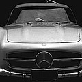 Gullwing Mercedes by Michael Moore