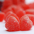 Gumdrop Hearts by Diana Haronis