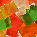 Gummy Bears by Photo Researchers, Inc.