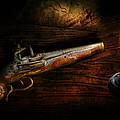 Gun - Pistol - Romance Of Pirateering by Mike Savad
