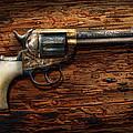 Gun - Police - True Grit by Mike Savad