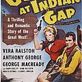 Gunfire At Indian Gap, L-r Vera by Everett