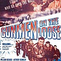 Gunmen On The Loose, Us Poster, William by Everett