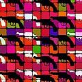 Guns Blazing by Florian Rodarte