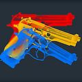 Guns by Mark Ashkenazi