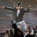 Guns N' Roses by Concert Photos
