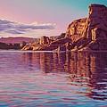 Gunsight Butte by Cheryl Fecht