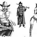 Gunslingers by Murphy Elliott
