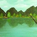 Guntersville Lake by Wanda Lane