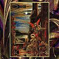 Gustav Moreau Angels by Robert Kernodle