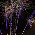Guy Fawkes Night At Gloucester Quay by Wendy Chapman