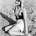 Gypsy Cap Headwear by Underwood Archives