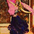 Gypsy Dancer by Alys Caviness-Gober