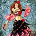 Gypsy Queen Sofia The Bellydancer by Sofia Metal Queen
