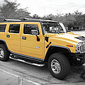 Hummer H2 Series Yellow by Carlos Diaz