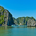 Ha Long Bay  by Scott Carruthers