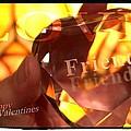 Haapy Valentine's My Friend by Daniel Benatar