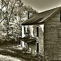 Hackney Mill Sepia by Carol Erikson