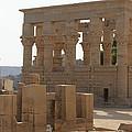 Hadrian Temple by Olaf Christian