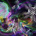 Haeckel Sea by Lisa Yount