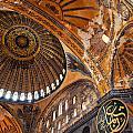 Hagia Sofia Interior 01 by Antony McAulay