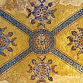 Hagia Sofia Interior 03 by Antony McAulay