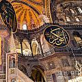Hagia Sofia Interior 05 by Antony McAulay